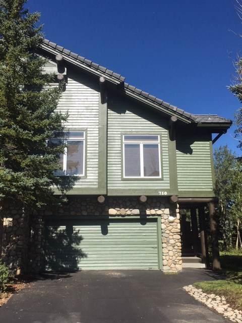 710 Fairway Circle, Mammoth Lakes, CA 93546 (MLS #190831) :: Millman Team