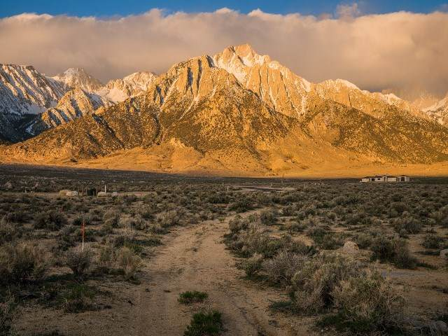 4200 Mt Langley Lane, Lone Pine, CA 93545 (MLS #200582) :: Millman Team