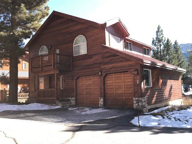 2 Skyline Way, Mammoth Lakes, CA 93546 (MLS #201033) :: Mammoth Realty Group