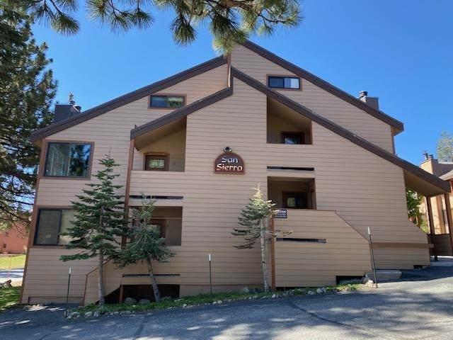 161 Horseshoe #26 Drive, Mammoth Lakes, CA 93546 (MLS #210474) :: Millman Team