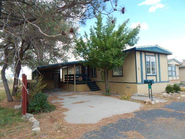 108952 #1 Us Highway 395, Coleville, CA 96107 (MLS #210815) :: Mammoth Realty Group