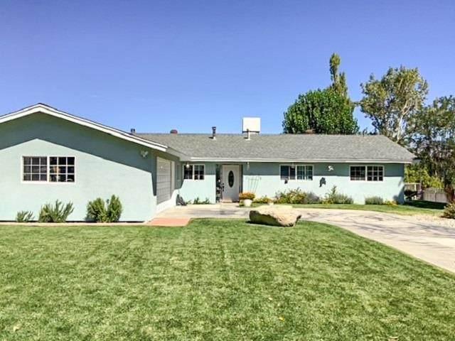 173 Sierra Grande Street, Bishop, CA 93514 (MLS #210818) :: Mammoth Realty Group