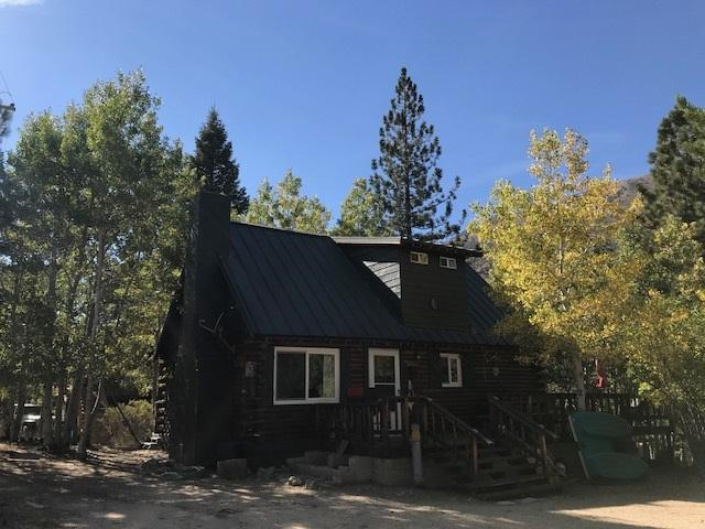 98 Westwood Drive, Twin Lakes, NV 93517 (MLS #180685) :: Mammoth Realty Group