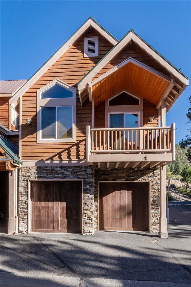 3771 Main Street, Mammoth Lakes, CA 93546 (MLS #180813) :: Rebecca Garrett - Mammoth Realty Group