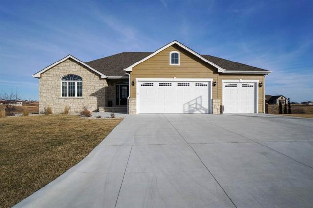 3414 Eldridge Drive, Manhattan, KS 66503 (MLS #20190046) :: Jolene Roberts
