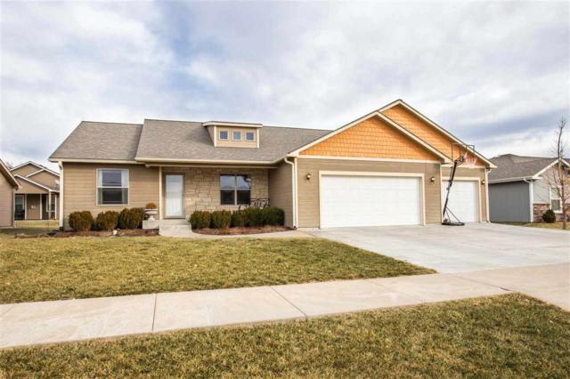 4589 Sunflower Slope Dr, Manhattan, KS 66502 (MLS #20190108) :: Jolene Roberts