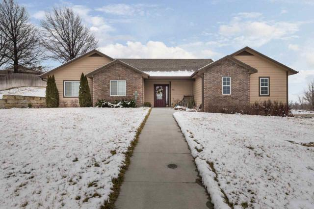 415 Allen Lane, St. George, KS 66535 (MLS #20190148) :: Jolene Roberts