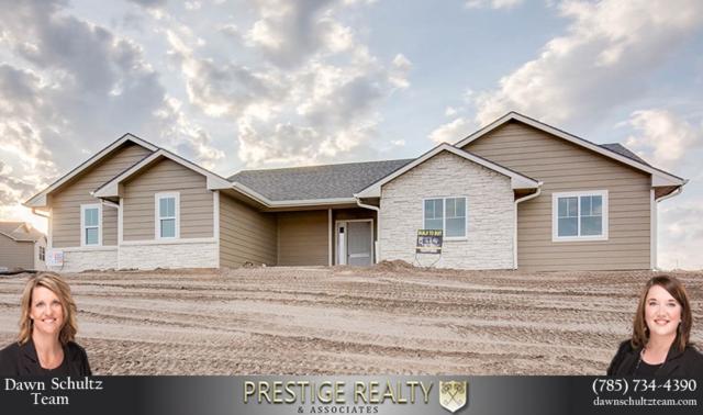 506 Prairie Meadow Road, St. George, KS 66535 (MLS #20190863) :: Jolene Roberts