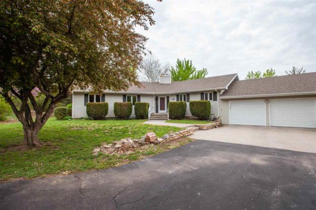 5240 Terra Heights Drive, Manhattan, KS 66503 (MLS #20191152) :: Jolene Roberts