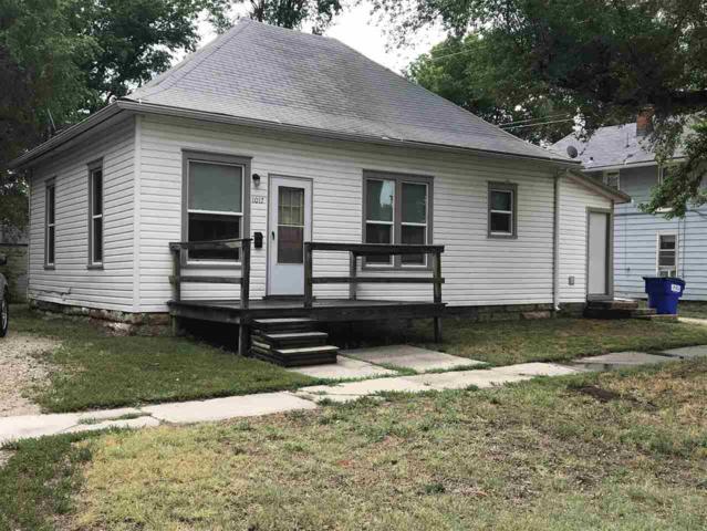 1017 N Jefferson Street, Junction City, KS 66441 (MLS #20191803) :: Jolene Roberts