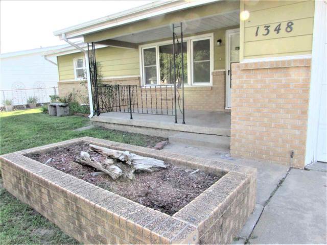 1348 Fogarty Drive, Junction City, KS 66441 (MLS #20192019) :: Jolene Roberts