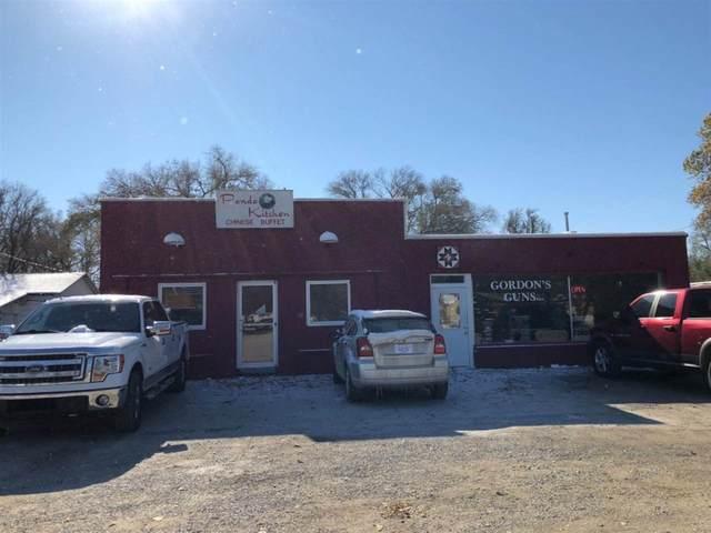 201 W Trapp Street, Herington, KS 67449 (MLS #20200286) :: Stone & Story Real Estate Group