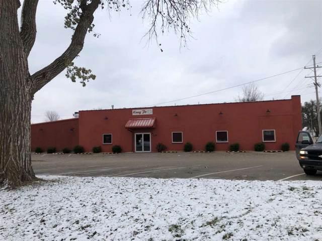 610 S Buckeye Street, Abilene, KS 67410 (MLS #20200287) :: Stone & Story Real Estate Group