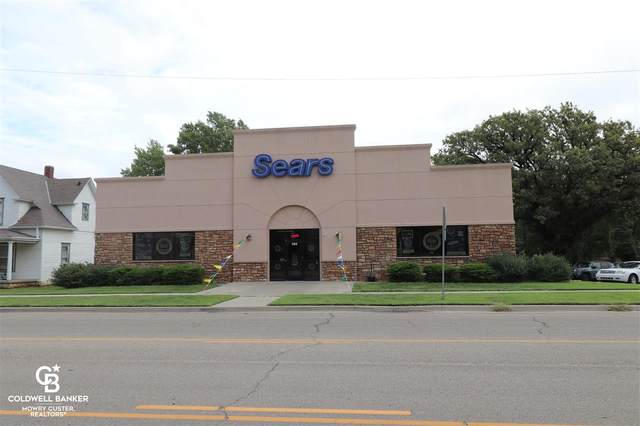 101 N Washington, Junction City, KS 66441 (MLS #20200586) :: Stone & Story Real Estate Group