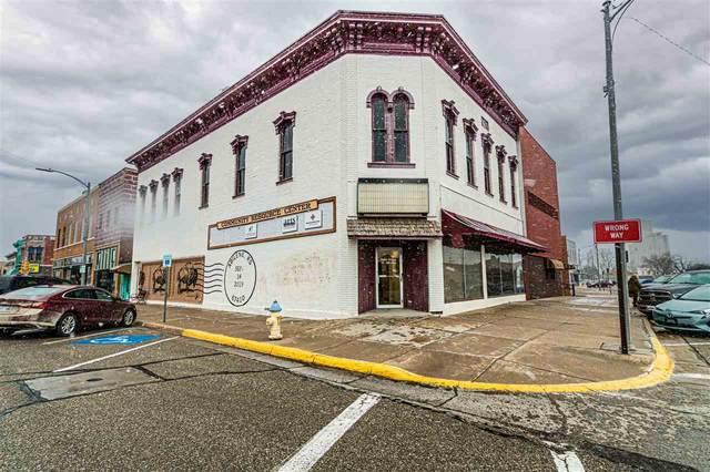 203 N Cedar Street, Abilene, KS 67410 (MLS #20210161) :: Stone & Story Real Estate Group