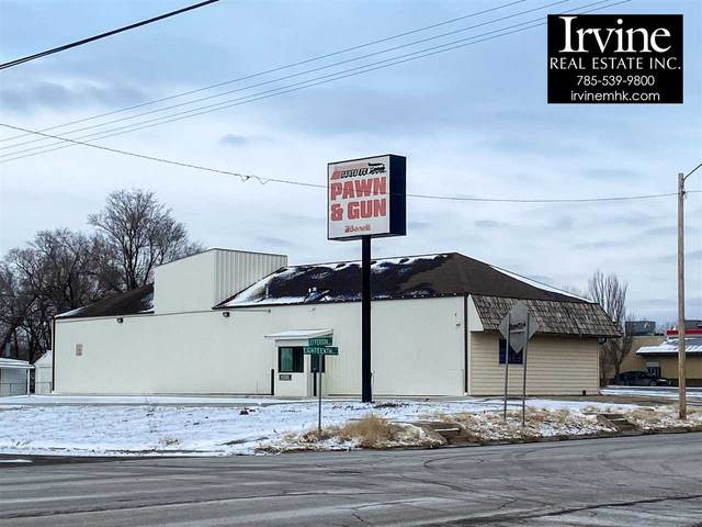 128 W 18th Street, Junction City, KS 66441 (MLS #20210436) :: Stone & Story Real Estate Group