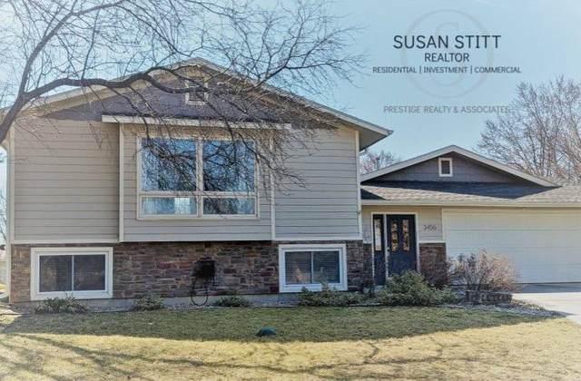 3456 Chimney Rock Road, Manhattan, KS 66503 (MLS #20210639) :: Stone & Story Real Estate Group