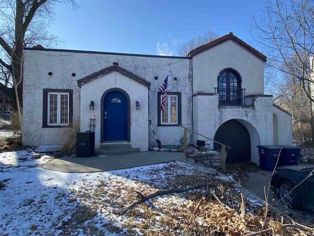 501 N 17th Street, Manhattan, KS 66502 (MLS #20210642) :: Stone & Story Real Estate Group
