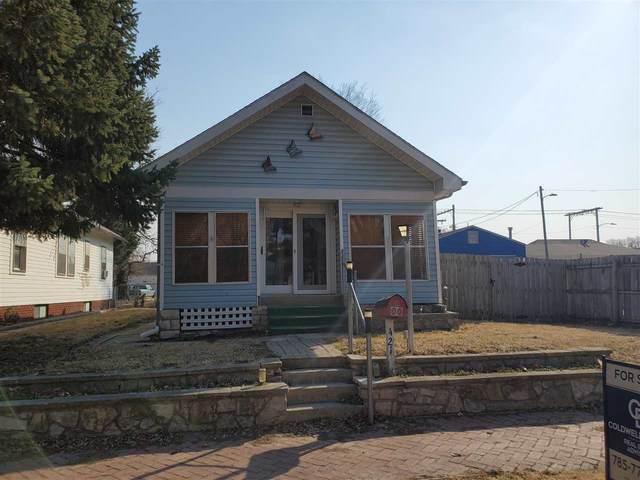 421 Colorado Street, Manhattan, KS 66502 (MLS #20210650) :: Stone & Story Real Estate Group