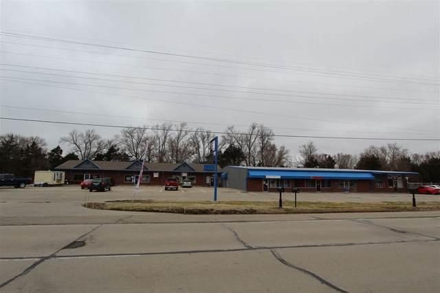 908 Grant Avenue, Junction City, KS 66441 (MLS #20210767) :: Stone & Story Real Estate Group