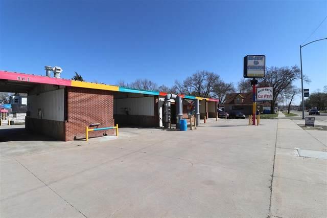 423 S Washington, Junction City, KS 66441 (MLS #20210913) :: Stone & Story Real Estate Group
