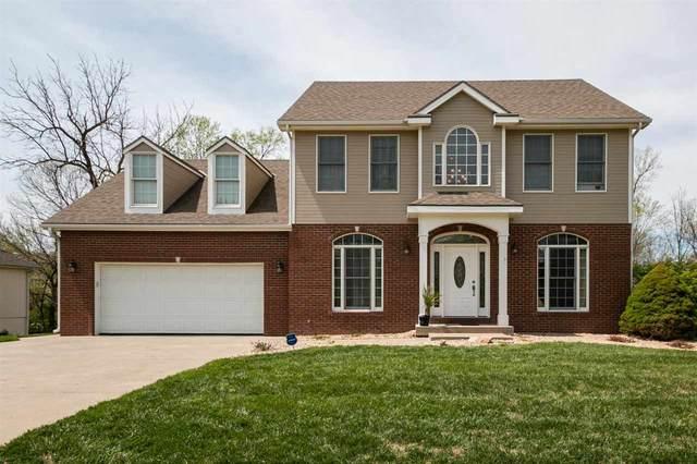 2305 Hillview Drive, Manhattan, KS 66502 (MLS #20211277) :: Stone & Story Real Estate Group