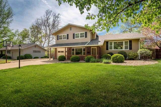 1837 Virginia Drive, Manhattan, KS 66502 (MLS #20211352) :: Stone & Story Real Estate Group