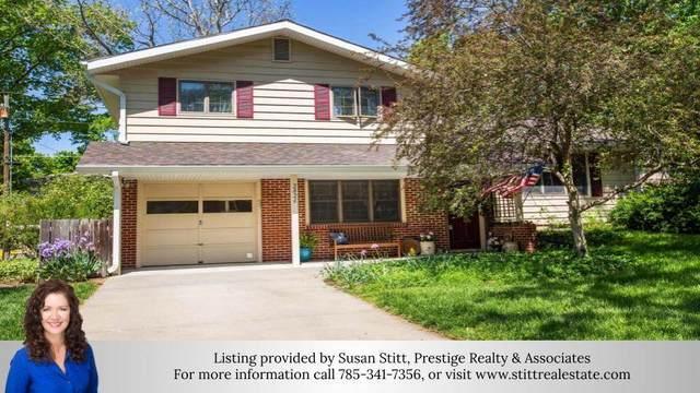 2826 Oregon Lane, Manhattan, KS 66502 (MLS #20211493) :: Stone & Story Real Estate Group