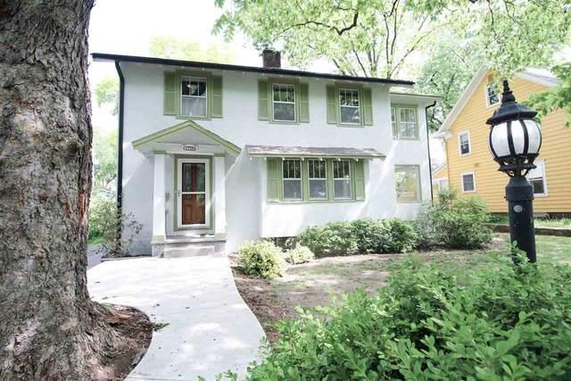 1730 Fairview Drive, Manhattan, KS 66502 (MLS #20211495) :: Stone & Story Real Estate Group