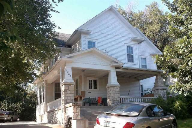 1803 Anderson Avenue, Manhattan, KS 66502 (MLS #20211844) :: Stone & Story Real Estate Group