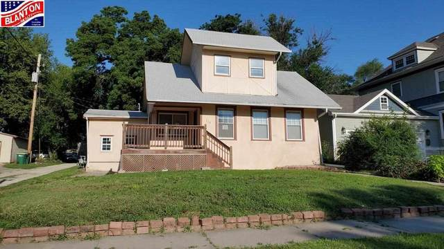 116 N Jefferson Street, Junction City, KS 66441 (MLS #20212417) :: Stone & Story Real Estate Group
