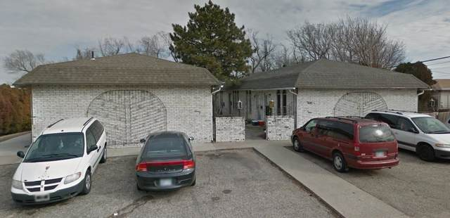 1103-1107 S Jackson Street, Junction City, KS 66441 (MLS #20212445) :: Stone & Story Real Estate Group