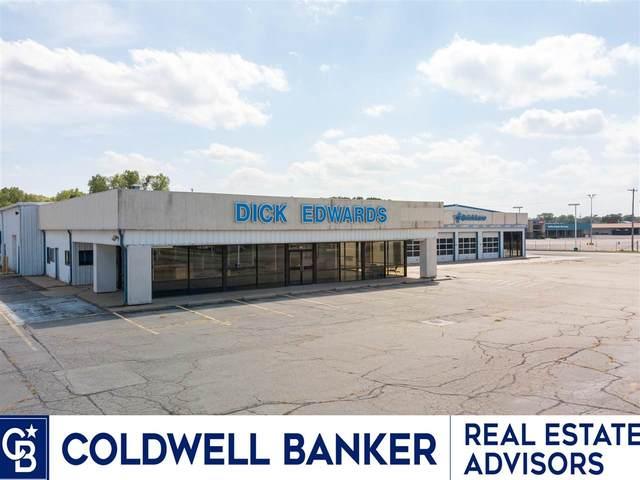 375 Grant Avenue, Junction City, KS 66441 (MLS #20212735) :: Stone & Story Real Estate Group