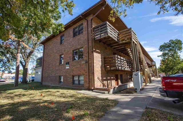 516 N 14th Street, Manhattan, KS 66502 (MLS #20213320) :: Stone & Story Real Estate Group