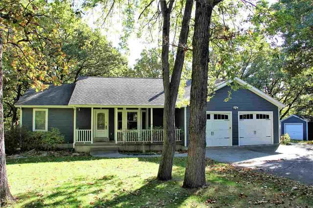 5754 Elbo Ridge Drive, Manhattan, KS 66502 (MLS #20213325) :: Stone & Story Real Estate Group