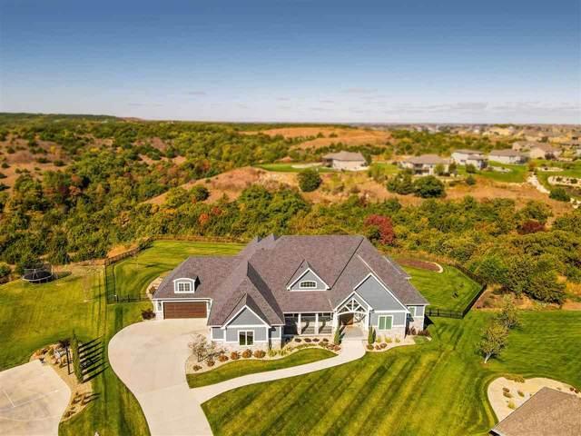4521 Grande Bluffs Circle, Manhattan, KS 66503 (MLS #20213328) :: Stone & Story Real Estate Group