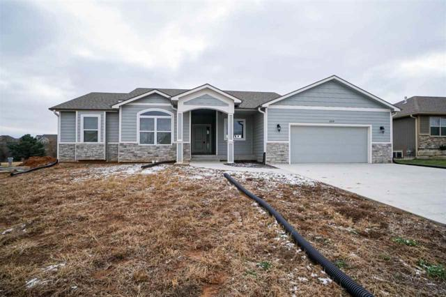 2209 Willow Creek Lane, Wamego, KS 66547 (MLS #20183215) :: Jolene Roberts