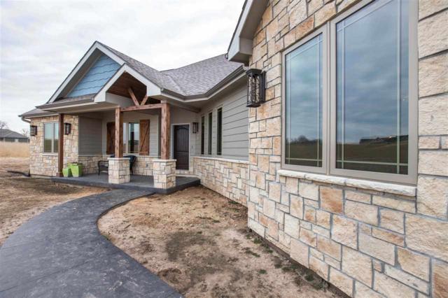 14020 Prairie Fire Lane, Wamego, KS 66547 (MLS #20183499) :: Jolene Roberts