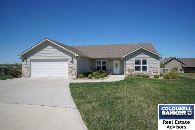 5410 Halverson Court, Manhattan, KS 66503 (MLS #20191120) :: Jolene Roberts