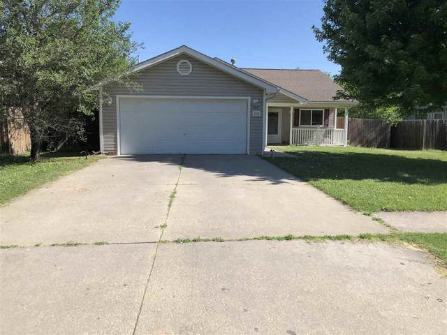 206 E 15th Street, Junction City, KS 66441 (MLS #20211900) :: Stone & Story Real Estate Group