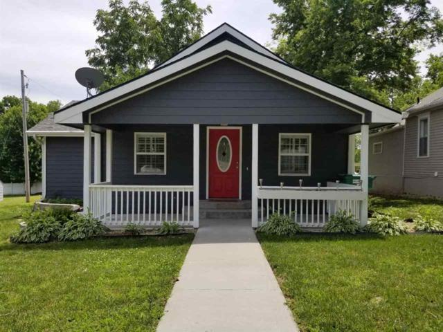 303 3rd Street, Junction City, KS 67487 (MLS #20191594) :: Jolene Roberts
