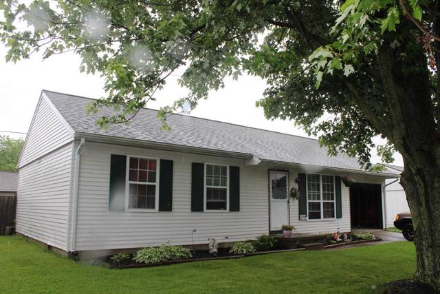 219 Nauman Ave, Bucyrus, OH 44820 (MLS #9046065) :: The Holden Agency