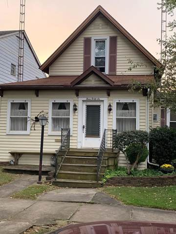346 N Columbus St, GALION, OH 44833 (MLS #9046066) :: The Holden Agency