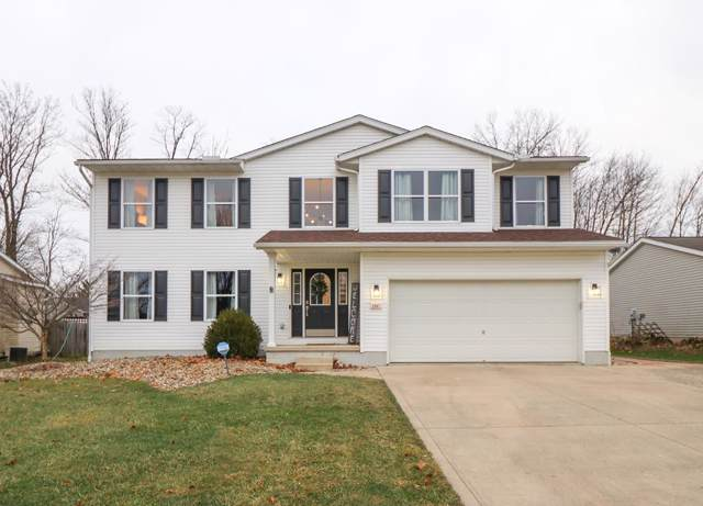 1947 Teakwood Drive, ONTARIO, OH 44906 (MLS #9046077) :: The Holden Agency