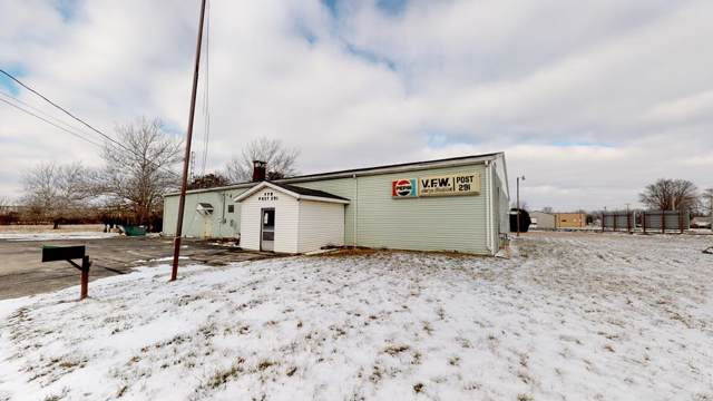 232 N Gamble St, Shelby, OH 44875 (MLS #9046116) :: The Holden Agency