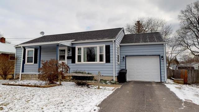 677 Park Ave, GALION, OH 44833 (MLS #9046117) :: The Holden Agency