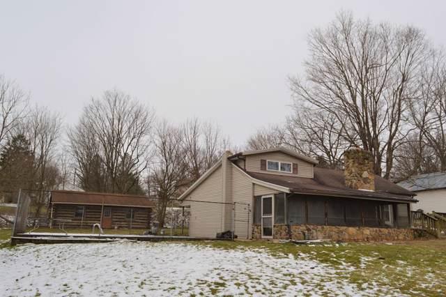 383 Stewart Road N., Mansfield, OH 44905 (MLS #9046142) :: The Holden Agency