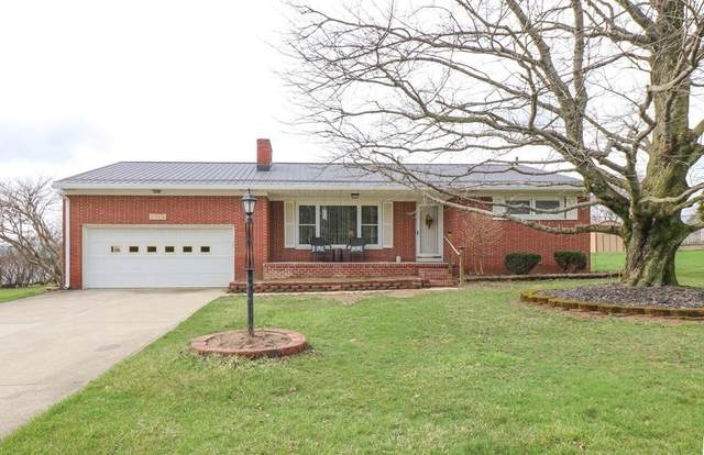 2388 Middle Bellville, Mansfield, OH 44904 (MLS #9046619) :: The Holden Agency
