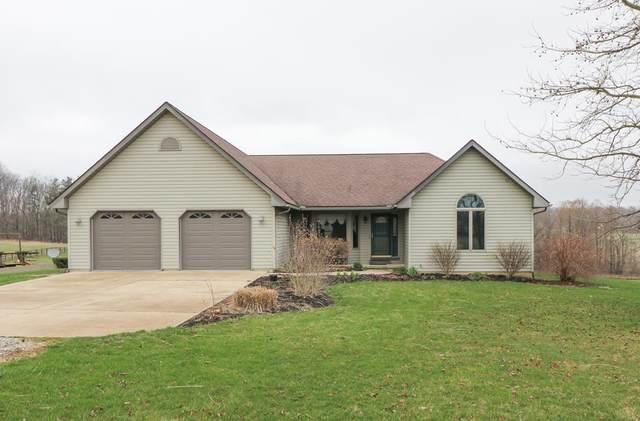3480 Ewart Rd, Mount Vernon, OH 43050 (MLS #9046631) :: The Holden Agency