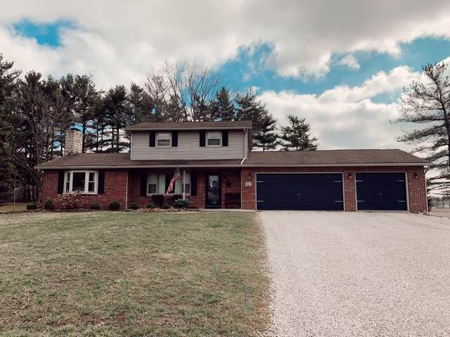 511 E Brandt Road, GALION, OH 44833 (MLS #9046636) :: The Holden Agency